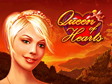 Играть в Queen Of Hearts бесплатно