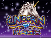 В казино Вулкан автомат Unicorn Magic онлайн