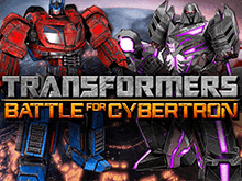 Игровой автомат Transformers Battle for Cybertron